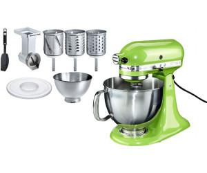KitchenAid Robot da cucina Artisan verde mela (5KSM150PSEGA) a ...