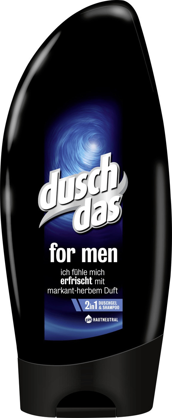 duschdas for Men Duschgel (250 ml)