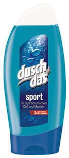 duschdas 2in1 Sport Shower & Care (250 ml)