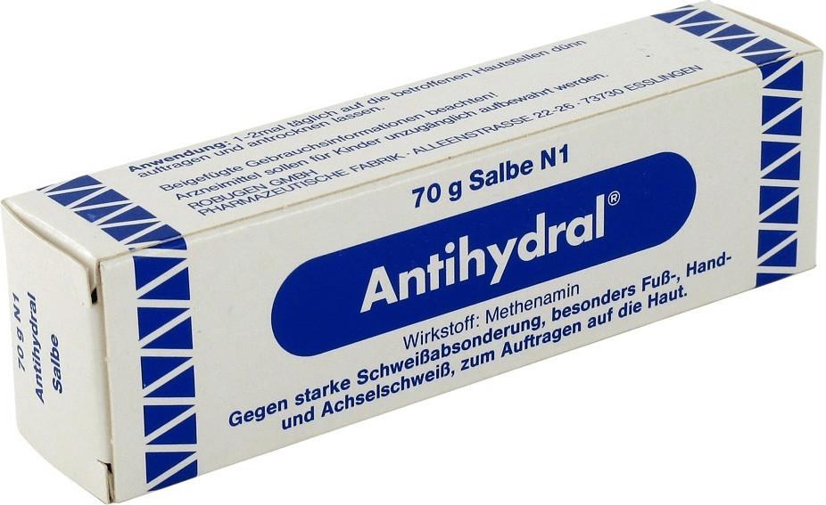 Antihydral Salbe (70 g)