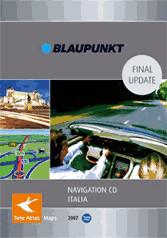 Tele Atlas Italien 2007 - Blaupunkt TravelPilot