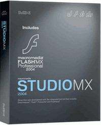 Adobe Studio MX 2004 Upgrade von Studio MX (FR)...
