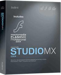 Adobe Studio MX 2004 Upgrade von Studio MX (FR)...