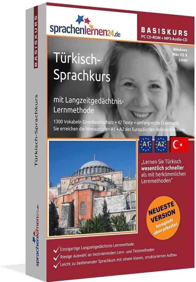 sprachenlernen24 Basis-Sprachkurs: Türkisch (DE...