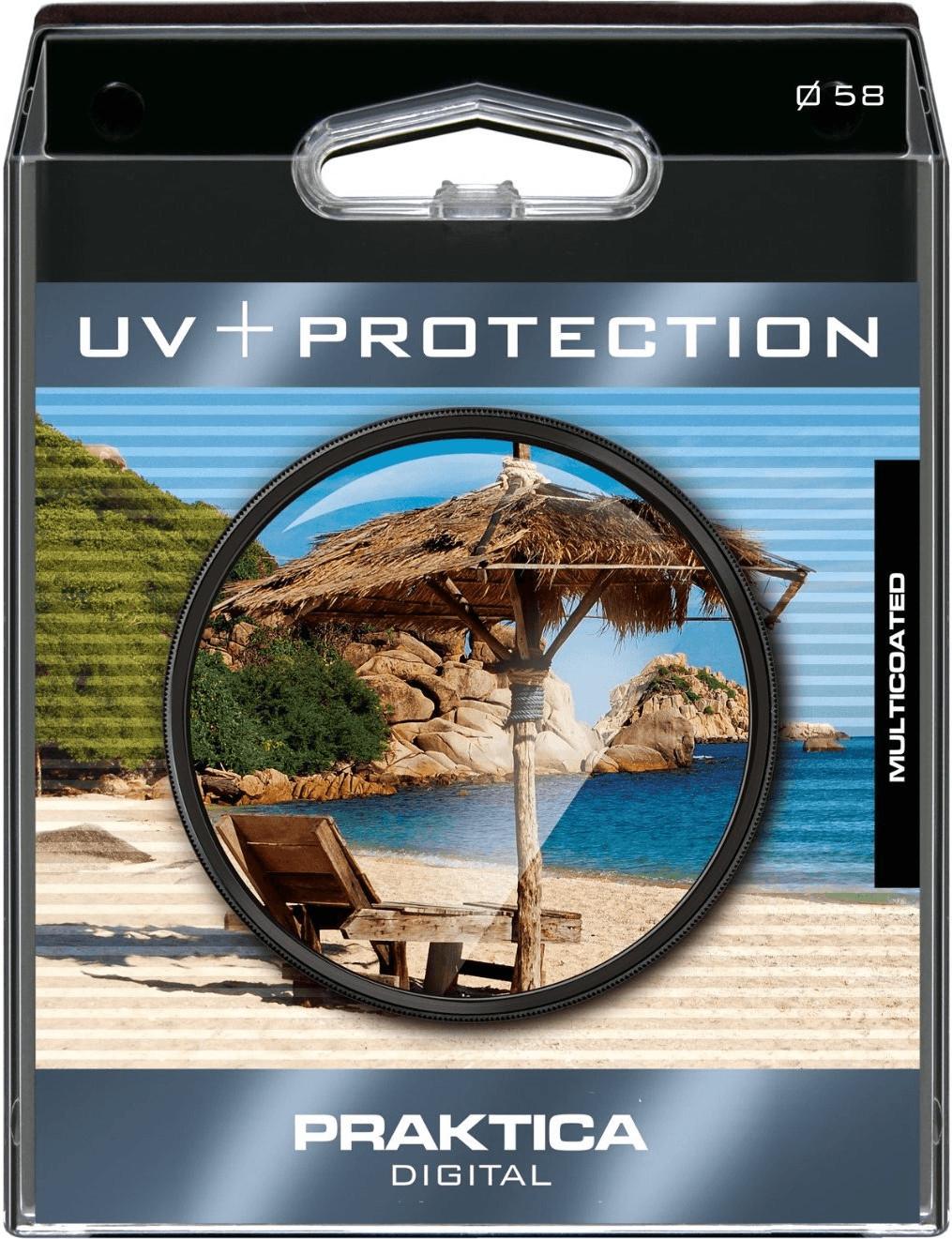 Praktica UV Filter 58 mm
