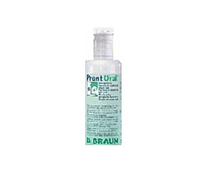 B. Braun Prontoral Rinse (250 ml)