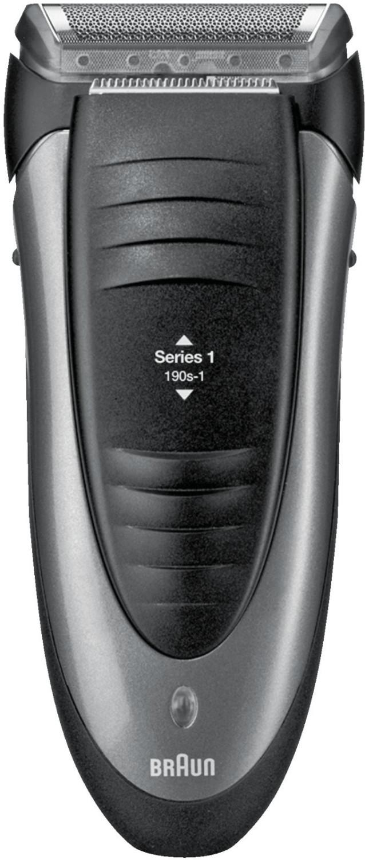 Image of Braun 190 Series 1 anthracite