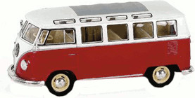 WELLY VW Bus Classic 1962 (22095)