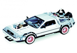 WELLY Back to the Future 3 (22444)