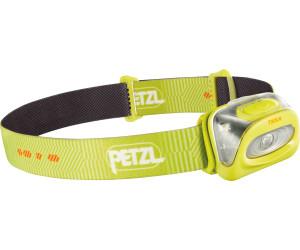 Petzl Tikka Lampe Frontale Mixte Adulte Vert avec les batteries Basics