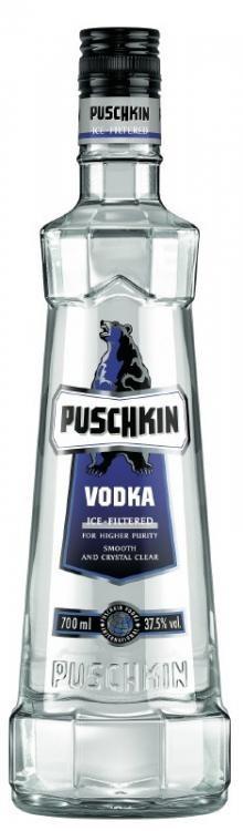 Puschkin 0,7l 37,5%