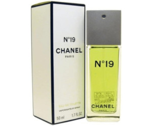 chanel n 19 eau de toilette au meilleur prix sur. Black Bedroom Furniture Sets. Home Design Ideas