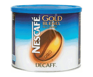 Nescafé Gold Blend Decaffeinated Tin 500 g