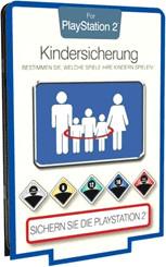 Xploder PS2 Kindersicherung