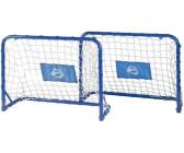 Fußballtor mit Torwandeinsatz 215x152x76cm Torwand Garten Fussballtor Tor Netz