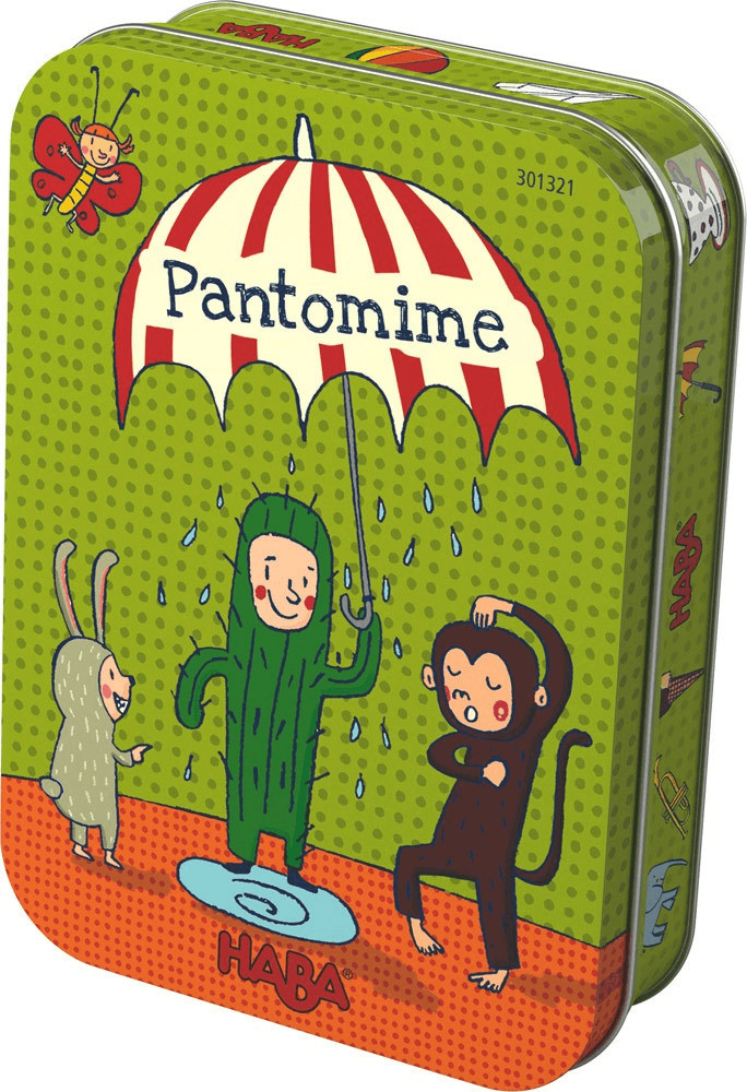 Haba Pantomime (1321)