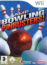 AMF Bowling Pinbusters! (Wii)
