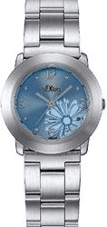 S.Oliver Flower Image Blue (SO-1163-MQ)