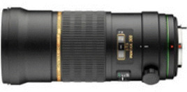 Pentax smc DA 300 mm f4.0 ED IF SDM