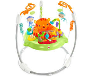 1292216d994d Buy Fisher-Price Spacesaver Jumperoo Jumperoo Rainforest from £84.93 ...