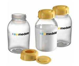 150 ml Medela Babyflaschen Set 3 St/ück
