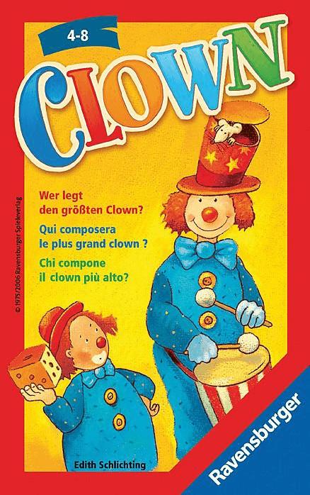 Ravensburger Clown (23115)