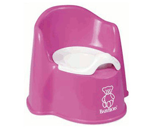 Image of Babybjorn Potty Chair Pink