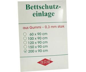 4ca6dce99c Büttner-Frank Betteinlage Gummiplatte weiß 200 x 90 cm (1 Stk.) ab ...
