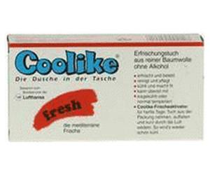 Coolike Fresh Feuchttücher BW (5 St.)
