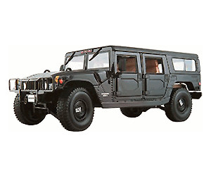 Image of Maisto Hummer Army Wagon Premiere Edition (36858)