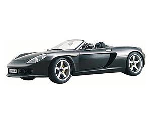 Image of Maisto Porsche Carrera GT Premiere Edition (36622)