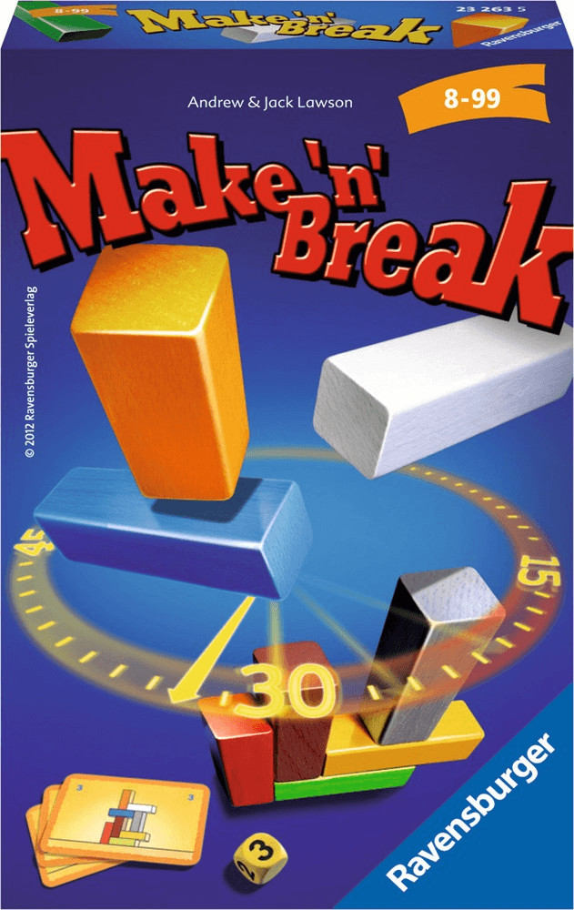 Ravensburger Make ´n´ Break Mitbringspiel (23263)