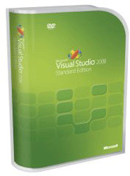 Microsoft Visual Studio 2008 Standard (DE) (Win)