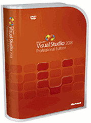 Microsoft Visual Studio 2008 Professional Editi...