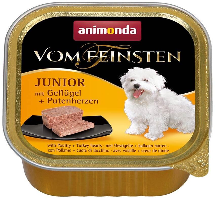 Animonda vom Feinsten Junior Geflügel & Putenhe...