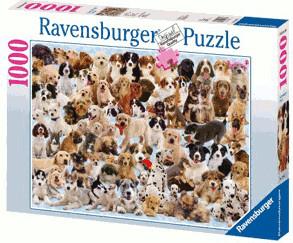 Ravensburger Hunde Collage