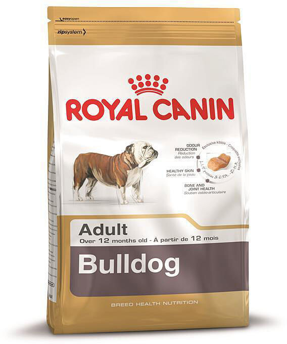 Image of Royal Canin Breed Bulldog Adult (12 kg)