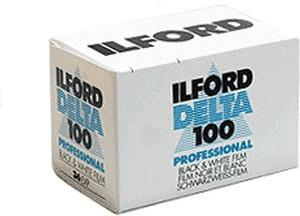 Image of Ilford Delta 100 135/24