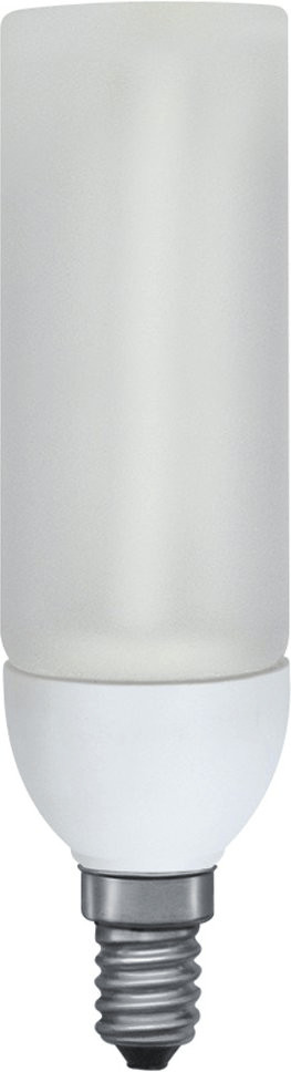 Energiesparleuchte Decopipe 9W E14 377lm Warmweiss