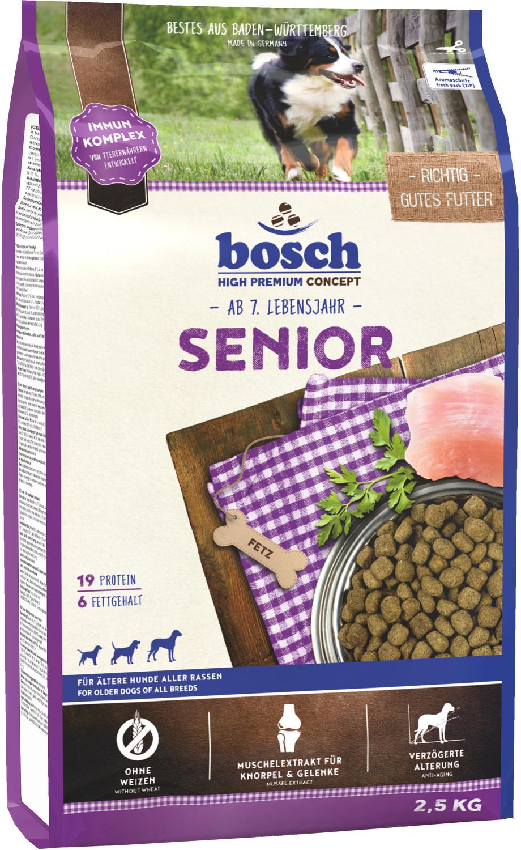 bosch High Premium Concept Senior (2,5 kg)