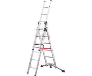 Hervorragend Leiter 4,25 bis 6,35 m Arbeitshöhe Preisvergleich | Günstig bei  QA12