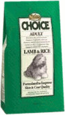 Nutro Choice Adult Lamm & Reis (2 kg)