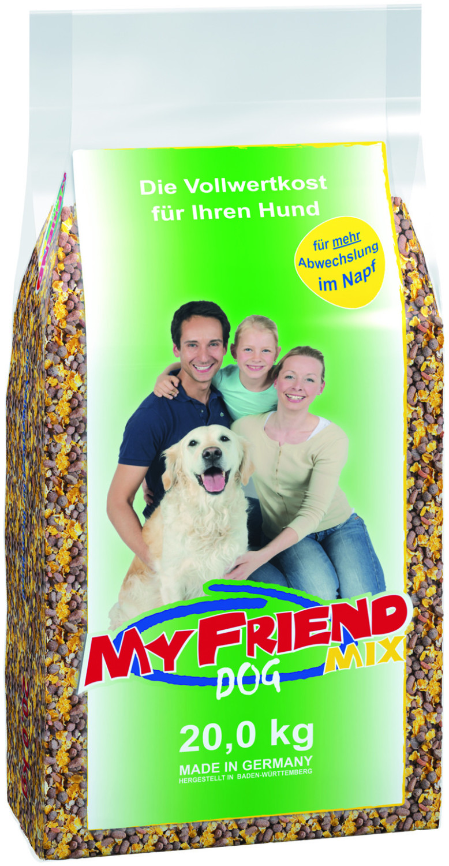 bosch My Friend Mix (20 kg)
