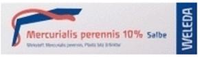 Weleda Mercuralis Perennis 10% Salbe (70 g)
