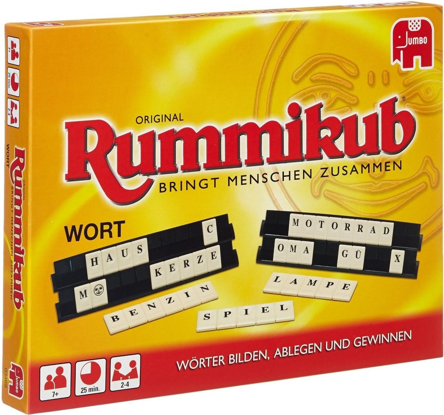 Jumbo Rummikub Wort Edition
