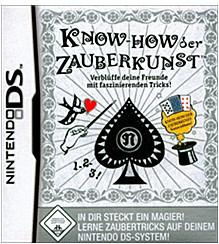 Know-How der Zauberkunst (DS)