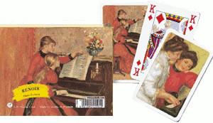 Piatnik Auguste Renoir - Piano Lesson