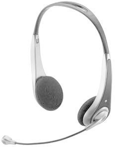 Trust InSonic Chat Headset (schwarz)