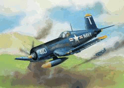 Revell Model Set F4U-5 Corsair (64143)