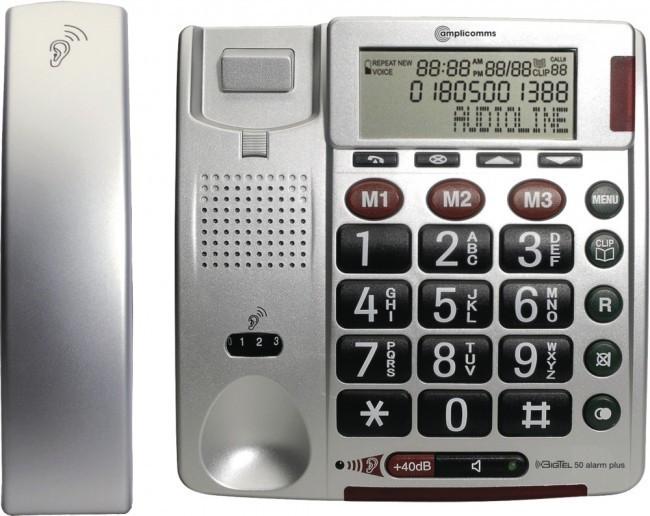 Image of Audioline BigTel 50 Alarm Plus